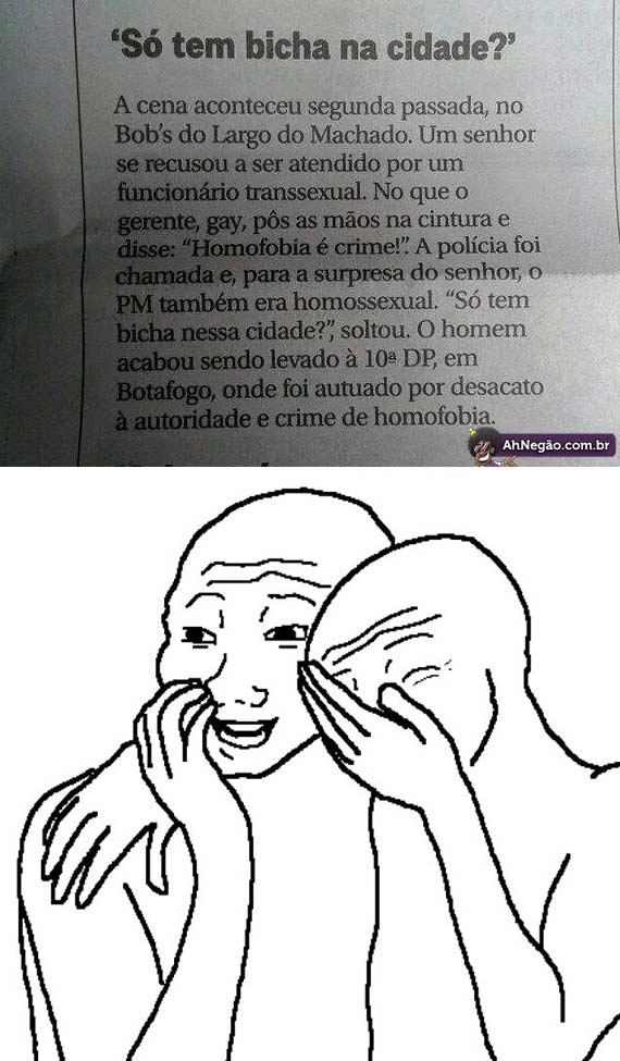 Tirinhas memes - Página 40 Gay