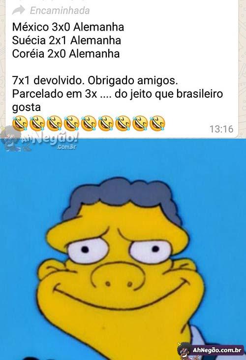 O brasileiro tá tão empolgado que tá vendo jogo que não aconteceu 5ebb946da9289